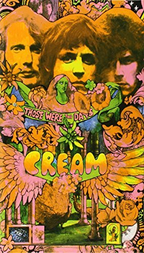 Cream Those Were The Days 4 CD