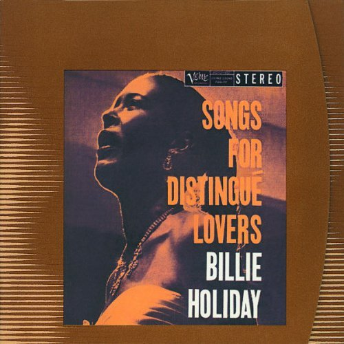 Billie Holiday Songs For Distingue Lovers Digipak Incl. Bonus Tracks Verve Master Edition
