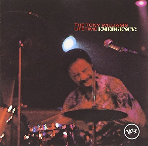 Tony Williams Emergency Remastered