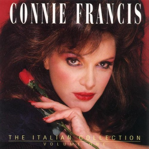 Connie Francis Vol. 1 Italian Collection