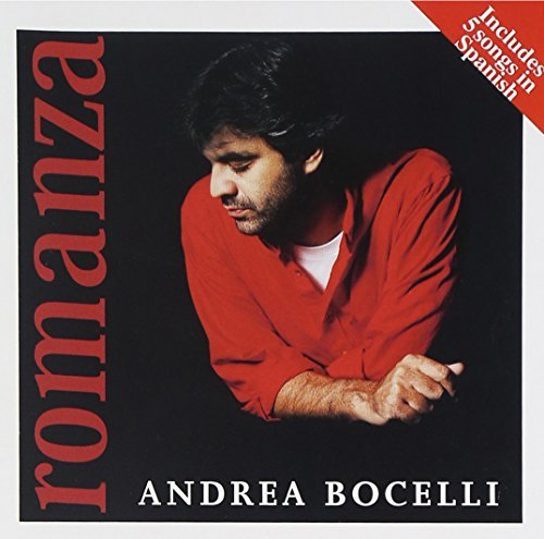 Andrea Bocelli Romanza Bocelli (ten) Brightman (sop) Incl. 5 Spanish Songs