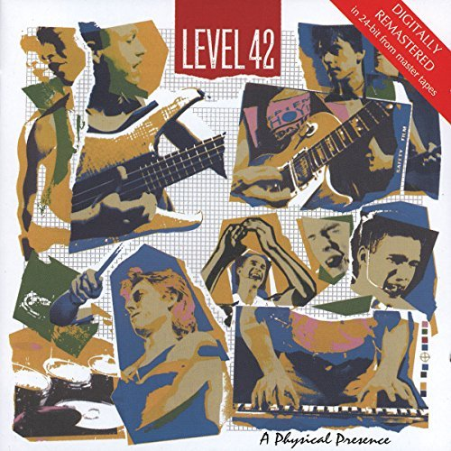 Level 42 Physical Presence Import Remastered Incl. Bonus Track