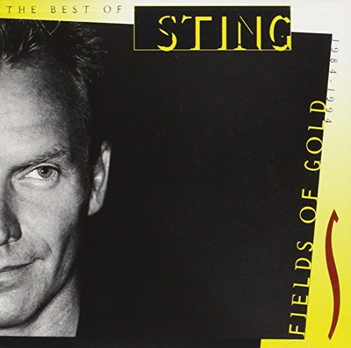 Sting Best Of Fields Of Gold 1984 94