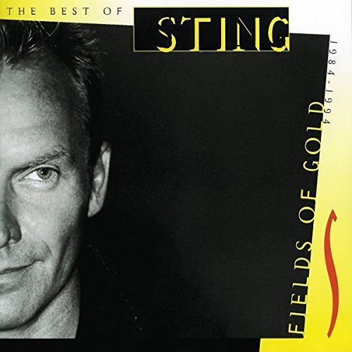 Sting Fields Of Gold The Best Of Import Eu