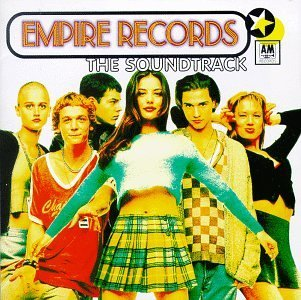 Various Artists Empire Records Gin Blossoms Ape Hangers Stipe Amos Cranberries Cracker Dando