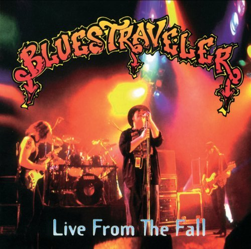 Blues Traveler Live From The Fall 2 CD Set