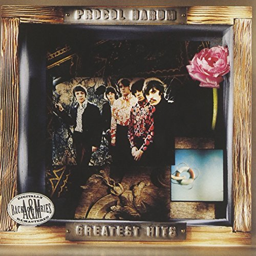 Procol Harum Greatest Hits Remastered
