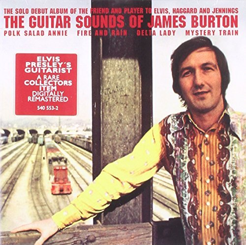 Burton James Guitar Sounds Of James Burton
