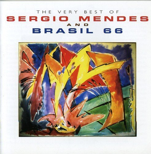 Sergio & Brasil 66 Mendes Very Best Of Sergio Mendes & B Import Gbr
