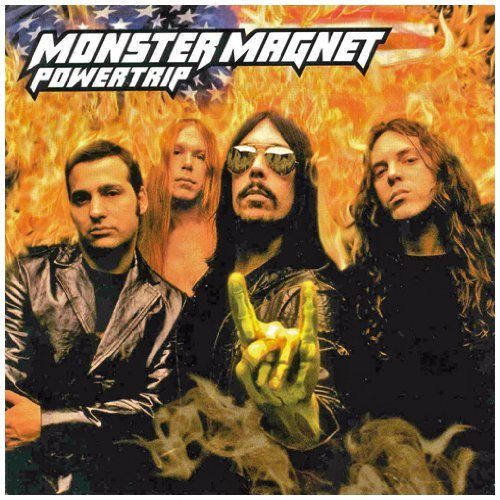 Monster Magnet Powertrip Explicit Version
