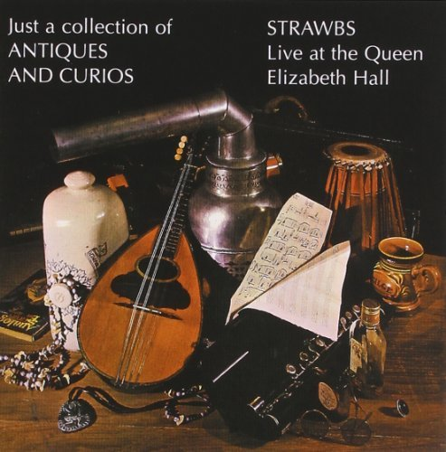 Strawbs Just A Collection Of Antiques Import Swe Remastered Incl. Bonus Tracks