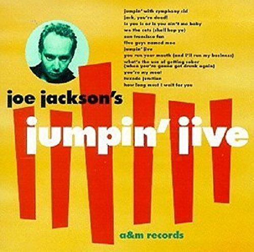 Joe Jackson Jumpin' Jive Remastered