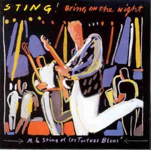 Sting Bring On The Night Import Enhanced CD