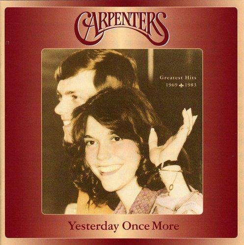 Carpenters Yesterday Once More Remastered 2 CD Set