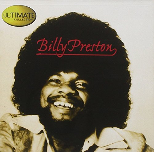 Billy Preston Ultimate Collection Ultimate Collection