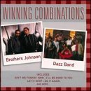 Brothers Johnson Dazz Band Winning Combinations 2 Artists On 1