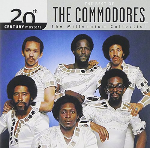Commodores Best Of Commodores Millennium Remastered Millennium Collection