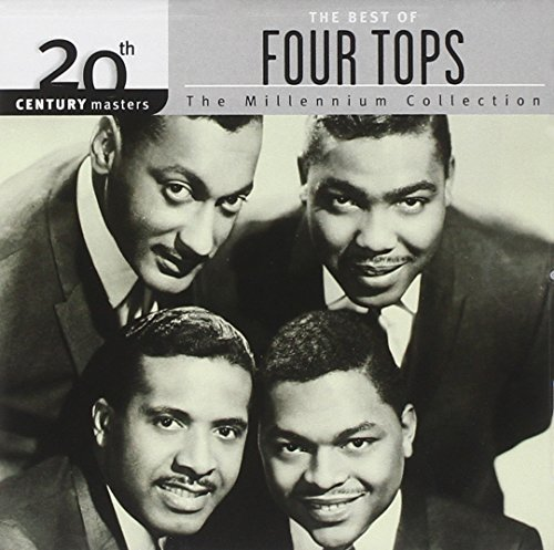 Four Tops Millennium Collection 20th Cen Remastered Millennium Collection