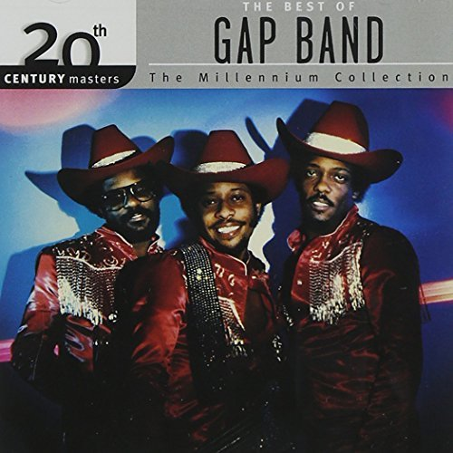 Gap Band Millennium Collection 20th Cen Millennium Collection