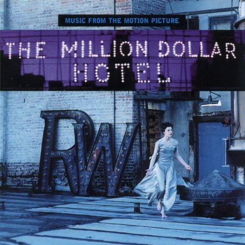 Million Dollar Hotel Soundtrack U2 Mdh Band Bono Milla Jovovic H