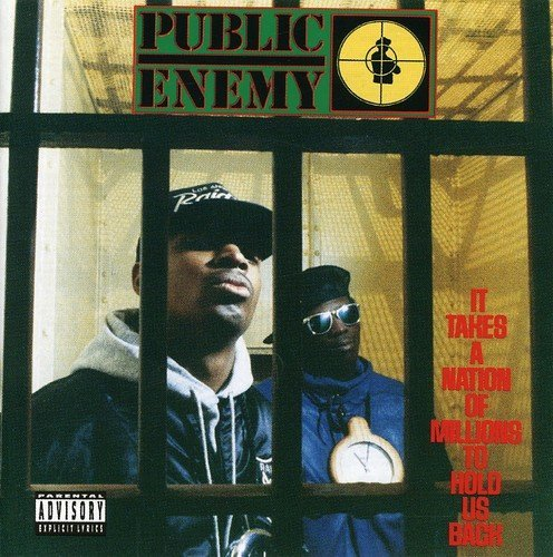 Public Enemy It Takes A Nation Of Millions Import Eu Remastered Enhanced Content