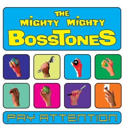 Mighty Mighty Bosstones Pay Attention Clean Version