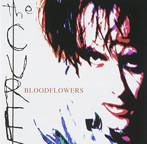 Cure Bloodflowers Import Gbr Incl. Bonus Track