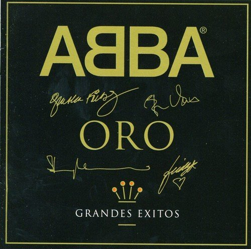 Abba Oro Grandes Exitos Remastered