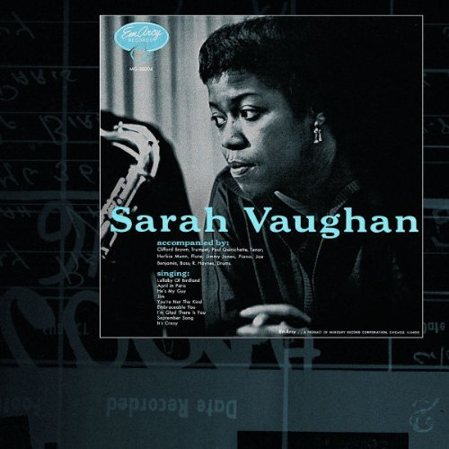 Sarah Vaughan Sarah Vaughan Feat. Clifford Brown Incl. Bonus Tracks