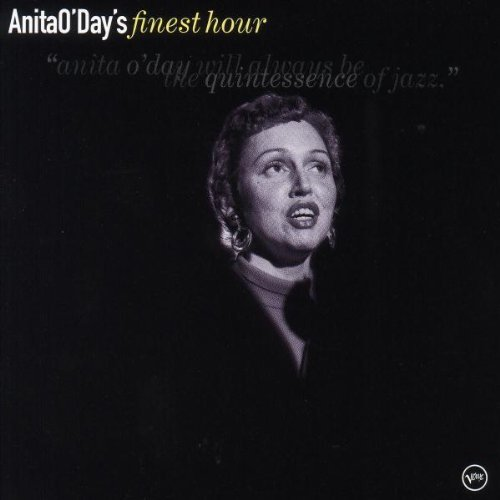Anita O'day Anita O'day's Finest Hour Finest Hour