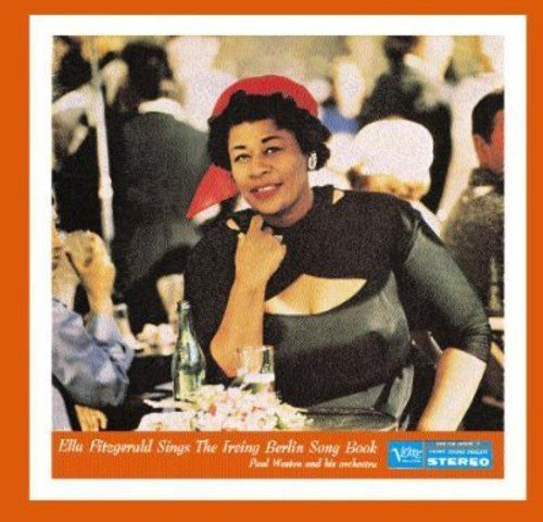 Ella Fitzgerald Sings The Irving Berlin Song B Remastered 2 CD