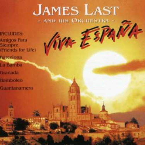 James Last Viva Espana Import Deu