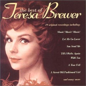 Teresa Brewer Best Of Teresa Brewer Import Gbr