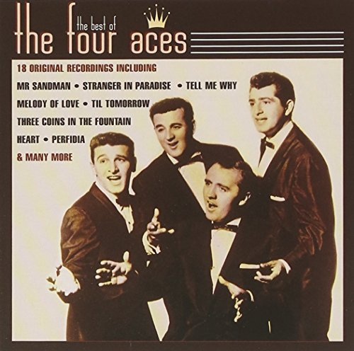 Four Aces Best Of Four Aces Import Eu