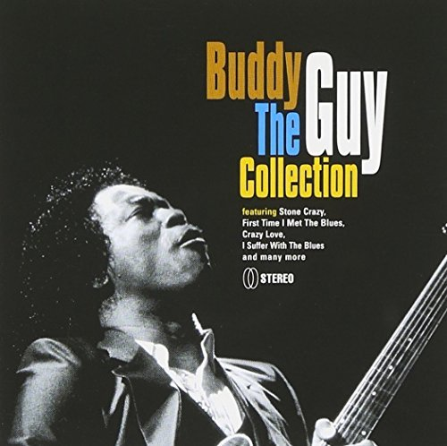 Buddy Guy Collection Import Gbr
