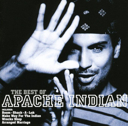 Apache Indian Best Of Apache Indian Import Gbr