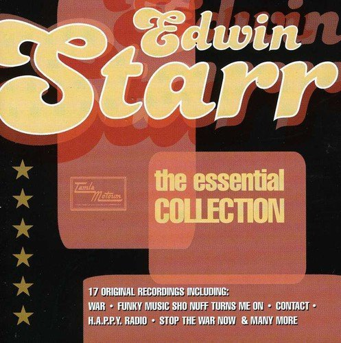 Edwin Starr Essential Collection Import Gbr