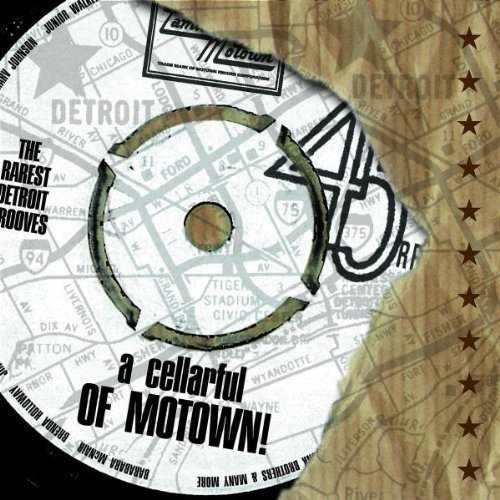 Cellarful Of Motown! Rarest Mo Cellarful Of Motown! Rarest Mo Mcnair Holloway Contours 2 CD Set