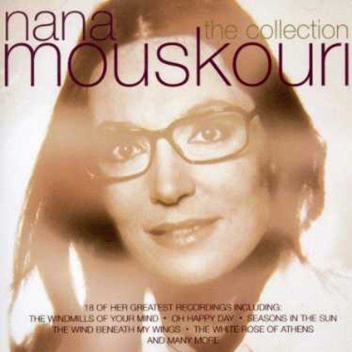 Nana Mouskouri Collection Import Gbr
