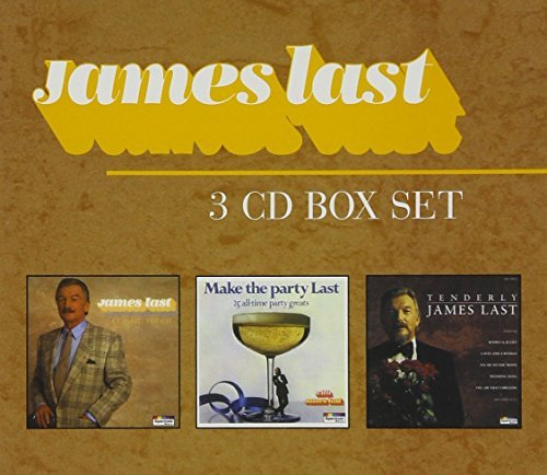 James Last 3 CD Box Set Import Gbr 3 CD