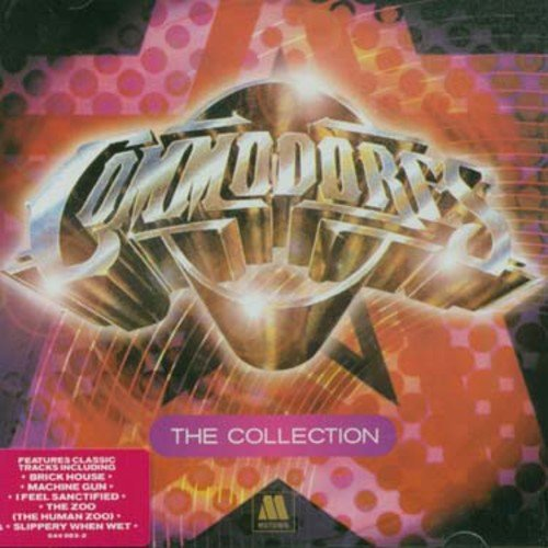 Commodores Collection Import Gbr