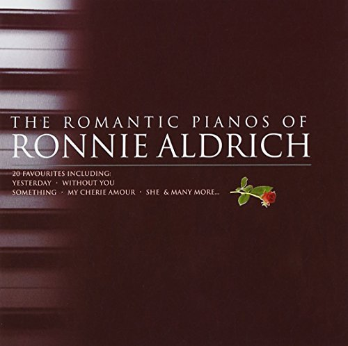 Ronnie Aldrich Romantic Pianos Of Ronnie Aldr Import Gbr