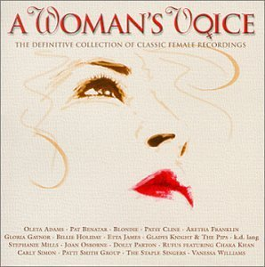 Woman's Voice Woman's Voice Adams Benatar Cline Franklin