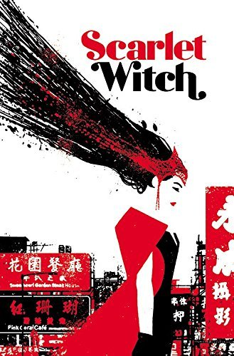 James Robinson Scarlet Witch Volume 2 World Of Witchcraft