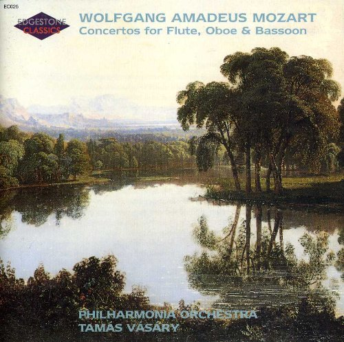 Mozart Concertos For Flute Oboe & Bassoon Phil