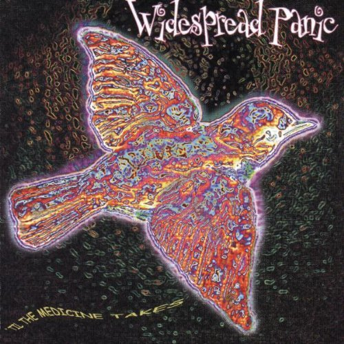 Widespread Panic 'til The Medicine Takes Digipak
