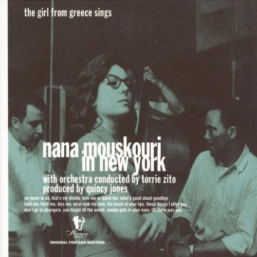 Nana Mouskouri Nana Mouskouri In New York Incl. Bonus Tracks Digipak