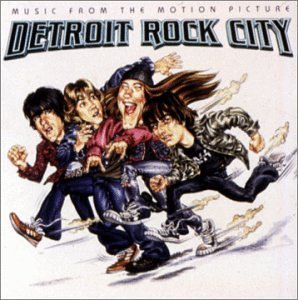 Various Artists Detroit Rock City Drain Sth Van Halen Ac Dc