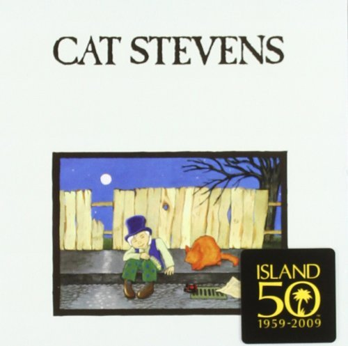 Cat Stevens Teaser & The Firecat Remastered