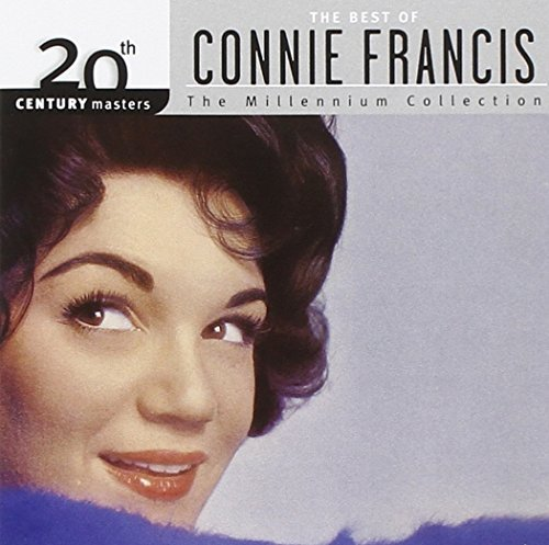 Connie Francis Best Of Connie Francis Millenn Remastered Millennium Collection
